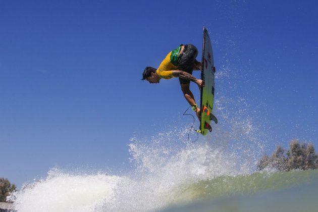 Gabriel Medina, Surf Ranch Pro 2018, Lemoore, Califórnia (EUA). Foto: WSL / Rowland.