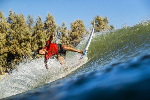 Frederico Morais, Surf Ranch Pro 2018, Lemoore, Califórnia (EUA). Foto: WSL / Cestari.