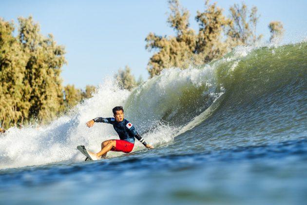 Hiroto Ohhara, Surf Ranch Pro 2018, Lemoore, Califórnia (EUA). Foto: WSL / Cestari.