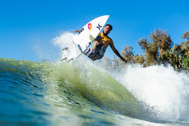 Filipe Toledo, Surf Ranch Pro 2018, Lemoore, Califórnia (EUA). Foto: WSL / Cestari.