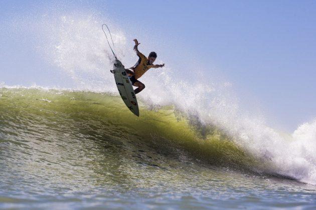 Filipe Toledo, Surf Ranch Pro 2018, Lemoore, Califórnia (EUA). Foto: WSL / Rowland.