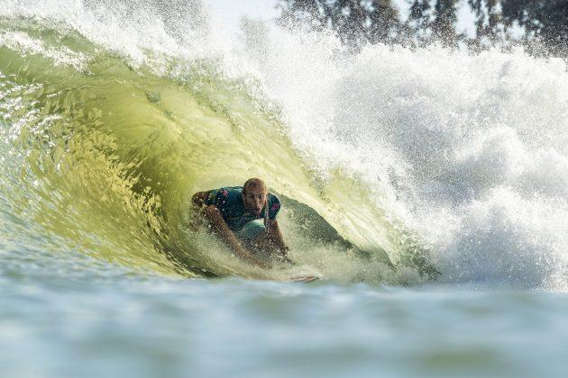 Owen Wright, Surf Ranch Pro 2018, Lemoore, Califórnia (EUA). Foto: WSL / Cestari.