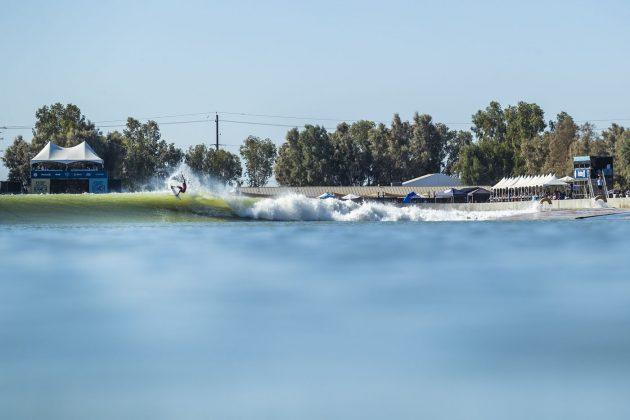 Sebastian Zietz, Surf Ranch Pro 2018, Lemoore, Califórnia (EUA). Foto: WSL / Cestari.