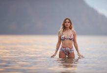 Coleção Swim Roxy Verão 2019