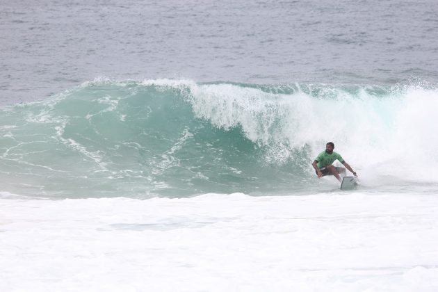 Claudemir Lima, Itacoatiara Open de Surf 2018, Niterói (RJ). Foto: @surfetv / @carlosmatiasrj.
