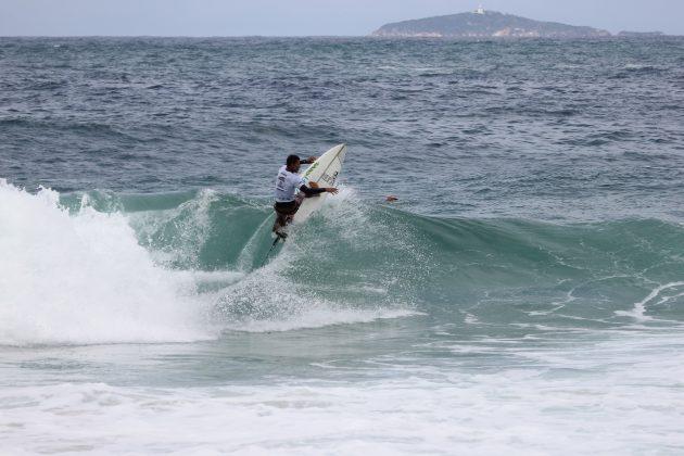 Sany Oliveira, Itacoatiara Open de Surf 2018, Niterói (RJ). Foto: @surfetv / @carlosmatiasrj.