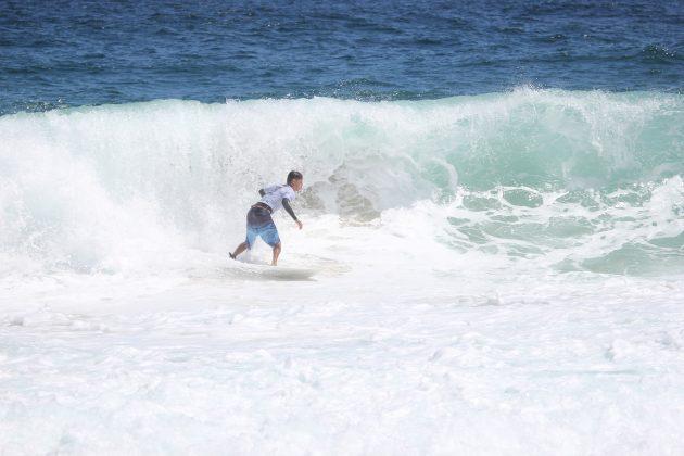Pablo Jesus, Itacoatiara Open de Surf 2018, Niterói (RJ). Foto: @surfetv / @carlosmatiasrj.