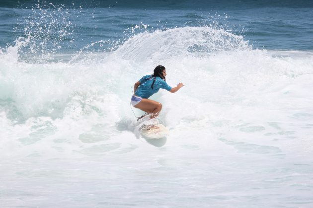 Tainara Vieira, Itacoatiara Open de Surf 2018, Niterói (RJ). Foto: @surfetv / @carlosmatiasrj.
