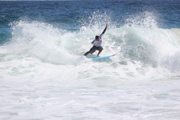 Marcelo Bispo, Itacoatiara Open de Surf 2018, Niterói (RJ). Foto: @surfetv / @carlosmatiasrj.