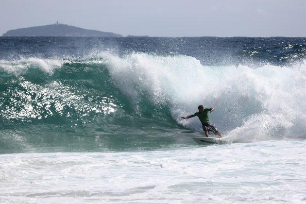Raphel Guimarães, Itacoatiara Open de Surf 2018, Niterói (RJ). Foto: @surfetv / @carlosmatiasrj.