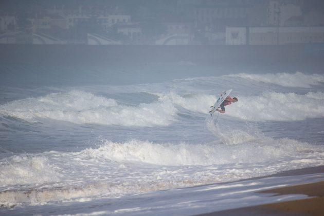 Italo Ferreira, MEO Rip Curl Pro Portugal 2018, Supertubos, Peniche. Foto: Luca Castro.