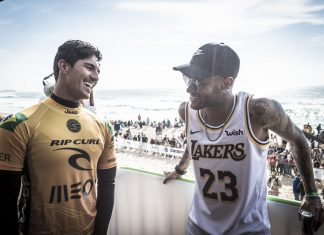 Neymar na torcida
