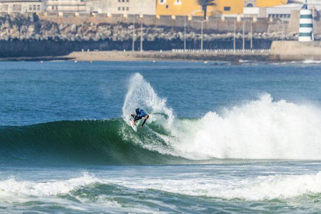 Adrian Buchan, MEO Rip Curl Pro Portugal 2018, Supertubos, Peniche. Foto: WSL / Poullenot.