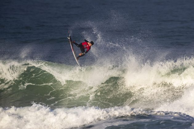 Griffin Colapinto, Red Bull Airbone 2018, Culs Nus, França. Foto: WSL / Poullenot.