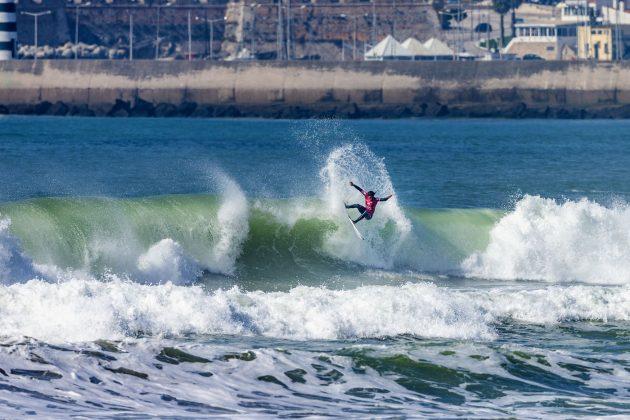 Kanoa Igarashi, MEO Rip Curl Pro Portugal 2018, Supertubos, Peniche. Foto: WSL / Masurel.