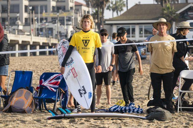 Grayson Hinrichs, Vissla ISA World Junior Championship 2018, Huntington Beach, Califórnia (EUA). Foto: ISA / Ben Reed.