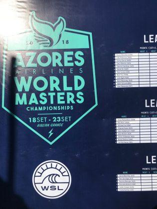 Palanque, Mundial Master 2018, Açores, Portugal. Foto: Arquivo pessoal Fabio Gouveia.