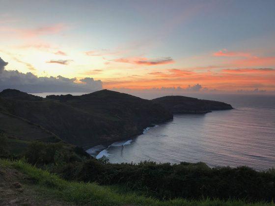 Ilha de São Miguel, Mundial Master 2018, Açores, Portugal. Foto: Arquivo pessoal Fabio Gouveia.