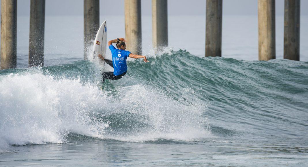 Nadia Erostarbe, Vissla ISA World Junior Championship 2018, Huntington Beach, Califórnia (EUA). Foto: ISA / Ben Reed.