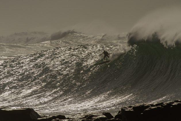 Waimea Bay, North Shore de Oahu, Havaí. Foto: Butch Youmans.