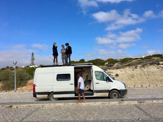 Praia da Mareta, Algarve, Portugal. Foto: Fernando Iesca.