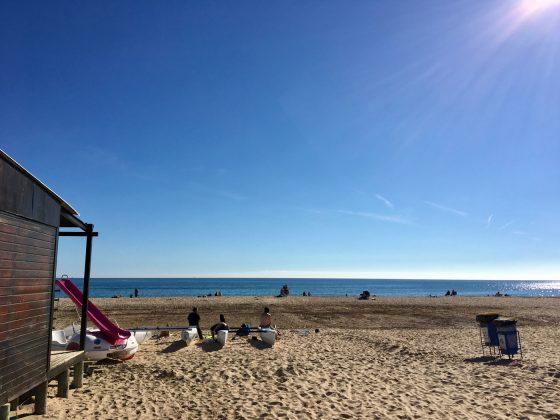 Praia da Luz, Algarve, Portugal. Foto: Fernando Iesca.