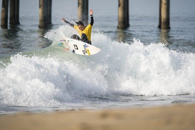 Minami Nonaka, Vissla ISA World Junior Championship 2018, Huntington Beach, Califórnia (EUA). Foto: ISA / Ben Reed.