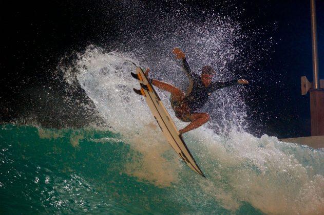 Justin Becret, Wavegarden Cove, País Basco. Foto: Divulgação.