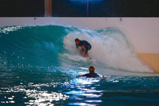 Leo Fioravanti, Wavegarden Cove, País Basco. Foto: Divulgação.