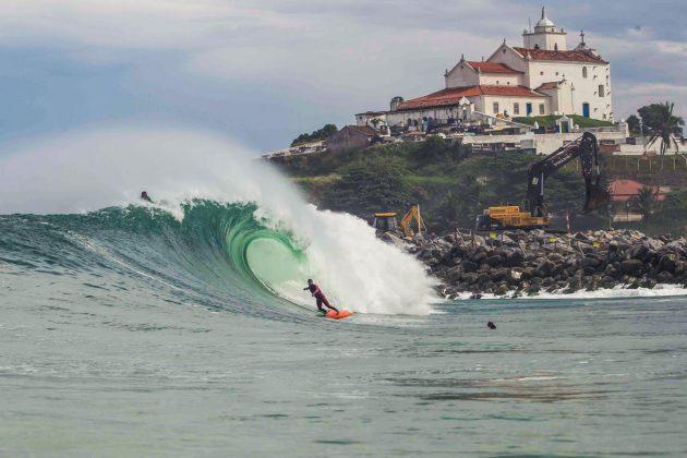 Leo Neves, Barrinha, Saquarema (RJ). Foto: Sebastian Rojas.