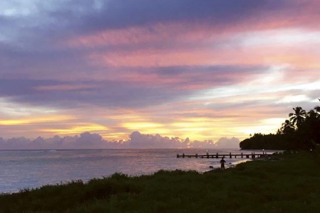 Kandui Villas, Mentawai, Indonésia. Foto: Arquivo pessoal.