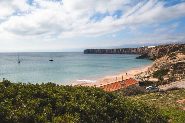Praia da Mareta, Algarve, Portugal. Foto: Luca Castro.