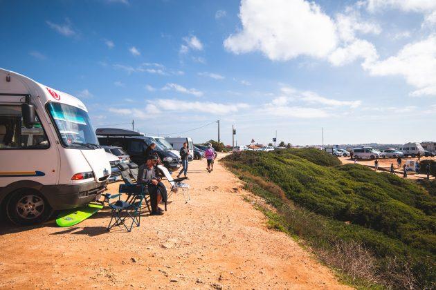 Praia do Beliche, Algarve, Portugal. Foto: Luca Castro.