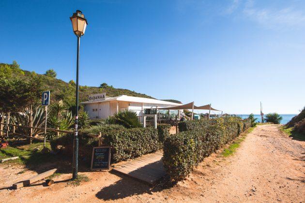 Praia das Cabanas Velhas, Algarve, Portugal. Foto: Luca Castro.