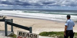 Surfista atacado em Ballina