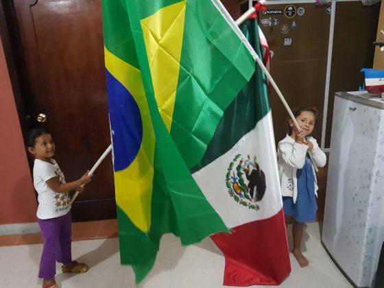 Projeto Rekombinando, México. Foto: Arquivo pessoal.