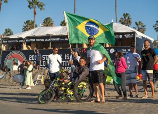 ISA World Adaptive 2018, La Jolla, Califórnia (EUA)