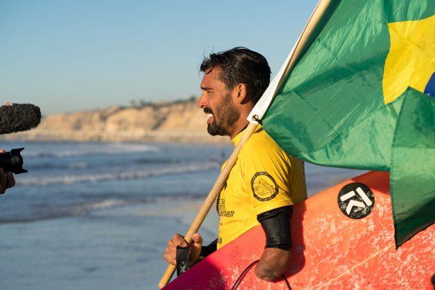 Jonathan Borba, ISA World Adaptive 2018, La Jolla, Califórnia (EUA). Foto: ISA / Sean Evans.
