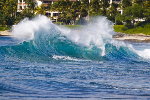 Makaha, West Side de Oahu, Havaí. Foto: Sebastian Rojas.