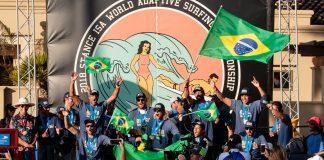 Brasil leva a prata