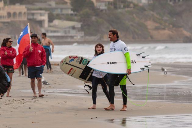 Carmen Garcia, ISA World Adaptive 2018, La Jolla, Califórnia (EUA). Foto: ISA / Chris Grant.