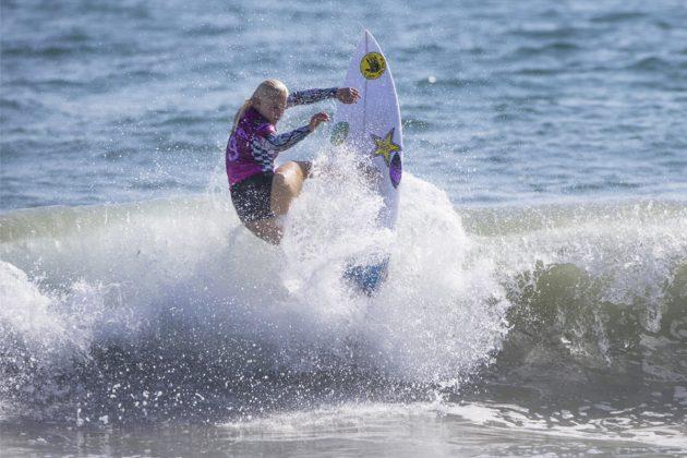 Tatiana Weston-Webb, Vans US Open 2018, Huntington Beach, Califórnia (EUA). Foto: WSL / Morris.