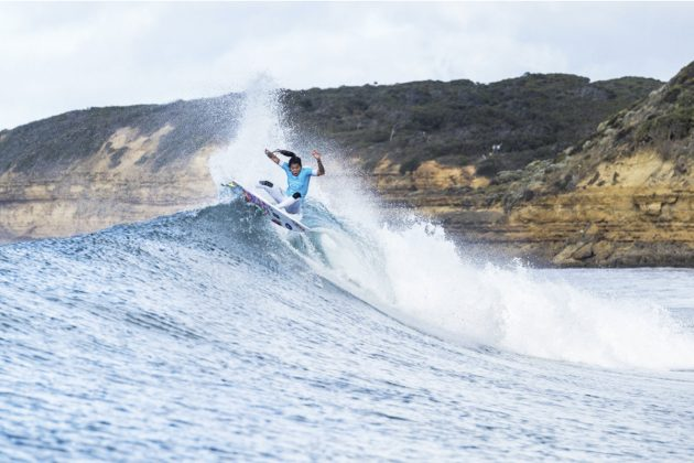Silvana Lima, Rip Curl Pro 2018, Bells Beach, Austrália. Foto: WSL / Cestari.