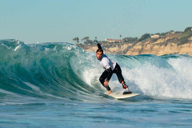 Eric Dargent, ISA World Adaptive 2018, La Jolla, Califórnia (EUA). Foto: ISA / Chris Grant.