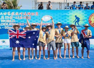ISA World SUP and Paddleboard 2018, Wanning, China