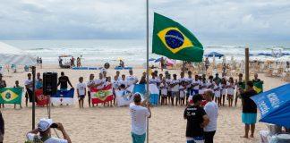 CBSurf Junior Tour 2018, Praia do Flamengo, Salvador (BA)