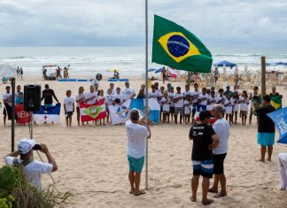 CBSurf Junior Tour 2018, Praia do Flamengo, Salvador (BA)