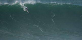 Diário em ondas grandes