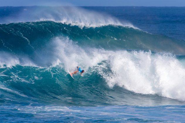 Ryan Callinan, Vans World Cup 2018, Sunset, North Shore de Oahu, Havaí. Foto: WSL / Keoki.