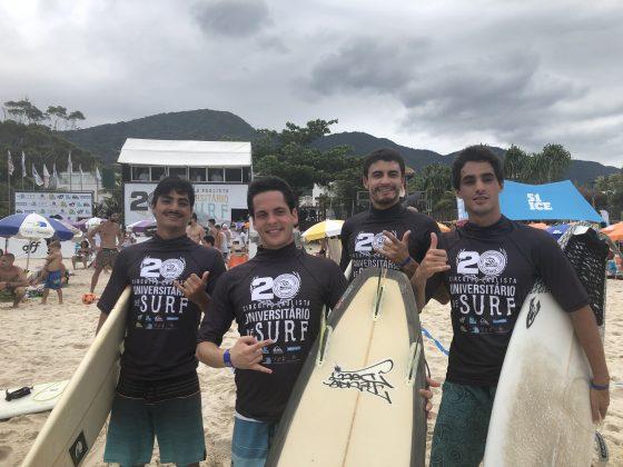 Tag Team, Circuito Universitário 2018, Maresias, São Sebastião (SP). Foto: Marcio Rovai.